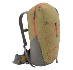 Black Diamond's new Sonic Pack looks great for a long day hikes. $140