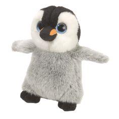 Plush Baby Penguin Wild Watcher 7 Inch Stuffed Penguin By Wild Republic at Stuffed Safari