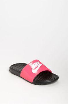 9e98773e90b60 Nike  Benassi  Slide Sandal (Toddler