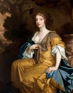 PORTRAIT OF ELIZABETH WRIOTHESLEY, LADY PERCY, LATER COUNTESS OF NORTHUMBERLAND (1645/6 - 1690) by Sir Peter Lely