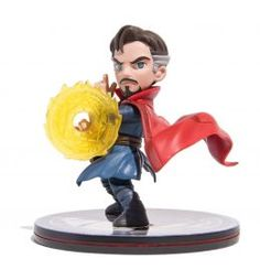 Did you enjoy the release of Doctor Strange in movie theaters? Want a little (literally) Benedict Cumberbatch in your life? Great news! Loot Crate has officially announced that an exclusive Doctor Strange Q-Fig will be part of this month's MAGICAL crate. Marvel Doctor Strange, Thanos Marvel, Marvel Avengers, Comic Movies, Marvel Movies, Comic Book, Marvel Legends, Benedict Cumberbatch, Sherlock Holmes