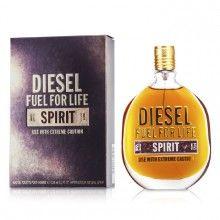 Diesel Fuel For Life Spirit Eau De Toilette Spray Men's Fragrance Whiskey Bottle, Vodka Bottle, Madame Red, Cosmetics & Fragrance, Shops, Diesel Fuel, Orange Blossom, Flask, Perfume Bottles