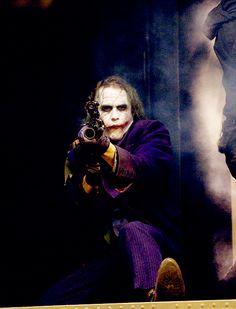 Heath Ledger as The Joker Batman Joker Wallpaper, Joker Iphone Wallpaper, Joker Wallpapers, Joker Dark Knight, The Dark Knight Trilogy, Der Joker, Heath Ledger Joker, Dc Comics, Batman Comics