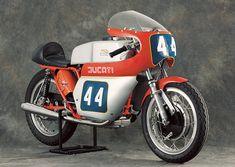 1967 Ducati SCD 350