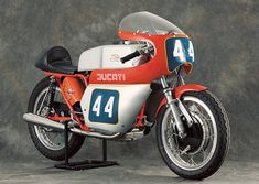 Ducati SCD 350 widecase factory racer
