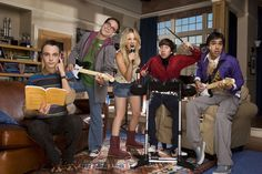 Big Bang Theory - The Band