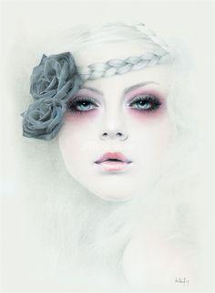 Bec Winnel #eyes #color