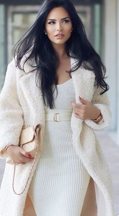 Classy Outfits, Sexy Outfits, Sexy Dresses, Winter Fashion Outfits, Look Fashion, Womens Fashion, Looks Teen, Beautiful Girl Wallpaper, Elegantes Outfit