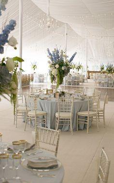 Tablescape & Event Decor ● Blue
