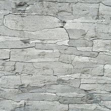 Wall Mural - Grey Stone Pattern