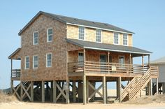 Kitty Hawk Vacation Rental:  055 |  Outer Banks Rentals