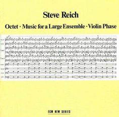 Precision Series Steve Reich - Octet