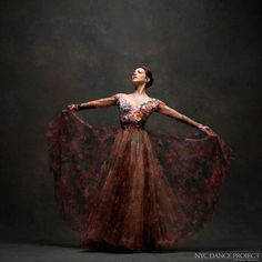 nycdanceprojectLuciana Paris, Soloist, American Ballet Theatre