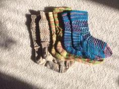 Craftsy - Knit-Along Socks Kit Knitting Socks, Kit, Creative, Pattern, Knit Socks, Sock Knitting, Patterns, Model, Pattern Print
