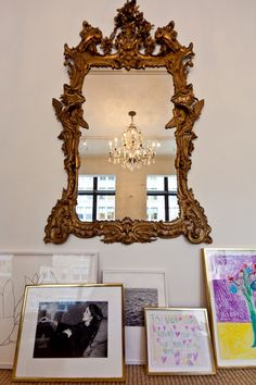 Glamour Friday: Aerin Lauder's Glamorous Office | Decor by Christine