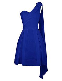 Dresstells® Women's Short One Shoulder Bridesmaid Dress Homecoming Prom Dress Royal blue Size 2 Dresstells http://www.amazon.com/dp/B00Y2RYB8E/ref=cm_sw_r_pi_dp_RTo1vb0S3XGHH
