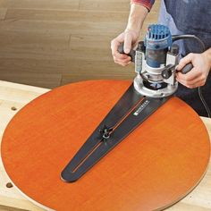 Trim Router Circle Jig - Rockler Woodworking Tools #WoodworkingTools #WoodworkingTipsWoodTrim  Looking for   the cost effective   tools for your woodworking projects   kind of like   old woodworking tools,   woodworking tool kit  and   rigid woodworking tools  in which case   Click visit above for more options #bestwoodworkingtools #woodworkingideas