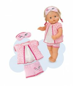 Nenuco Ropa para Dormir. #ToyStore #babydolls #dolls #clothes #juguetes #toys Your Favorite, Dolls, Cute, Baby, Stuff Stuff, Swimwear, Toys, Baby Baby, Infant