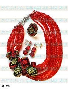 Palestinian Jordanian Embroidered Set