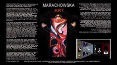 """PAINTINGS """"MARACHOWSKA ART"""" BERLIN"""
