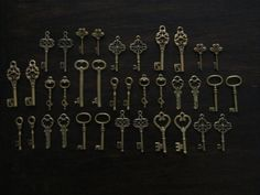 I want an old key like this on a chain as a necklace