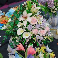 Cake International Floral Sugarcraft-15