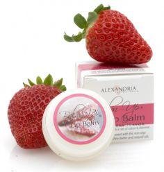 Alexandria Professional: Lip Balm in Strawberry