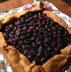 Blue berry tart for #dessert #cookingwithzac