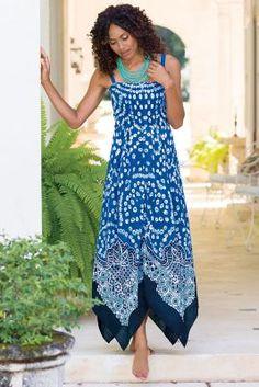 Mahini Dress from Soft Surroundings