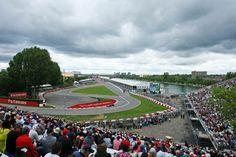 On Track w/Force India @ the 2014 Formula 1 Grand Prix du Canada