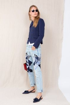 Look Fashion, Fashion News, Fashion Outfits, Unique Fashion, Casual Chic Style, Look Chic, Spring Fashion Trends, Spring Summer Fashion, Ralph Lauren Collection