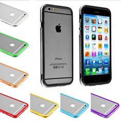 Bumper IPHONE 6 semitransparentes #iphone6 #iphone6plus #bumper