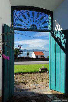 Museu Etnográfico Casa dos Açores - Biguaçu, SC ©Germano Schüür