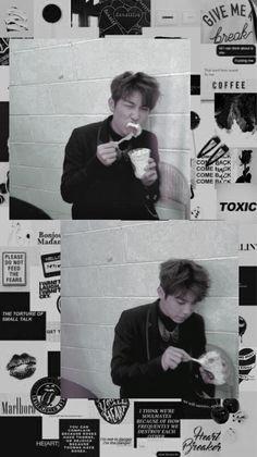 Park woojin Ha Sungwoon, Tumblr Wallpaper, Seong, Kpop Aesthetic, Lock Screen Wallpaper, Homescreen, Korean Boy Bands, Aesthetic Wallpapers, Mood Boards