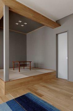 Img_a5cab6a2e8b552642c3a73969c12d1bd Japanese Buildings, Japanese Architecture, Architecture Design, Japan Design Interior, Japanese Interior, Washitsu, Small Spaces, Sweet Home, Loft