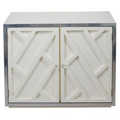 Fretwork+Cabinet