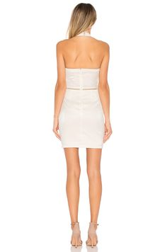 ef56d63c73 by the way. Bailey Snakeskin Dress in White
