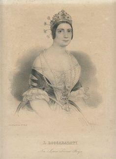 soprano italiana Luigia Boccabadati