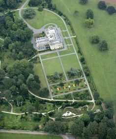 A brief history of Brodsworth Hall, a remarkable mid-Victorian country house that survives with many of its original contents intact. Belton House, Harewood House, Victorian Gardens, Victorian Homes, Houghton Hall, French History, English Heritage