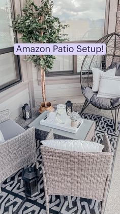 Living Room Decor, Bedroom Decor, Patio Makeover, Hearth And Home, Backyard For Kids, Outdoor Furniture Sets, Outdoor Decor, Home Additions, Patio Dining