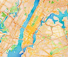 NY metro   water color map  http://maps.stamen.com/watercolor/#12/40.7417/-73.9420  http://maps.stamen.com/watercolor/#12/46.7886/-92.1106  http://maps.stamen.com/watercolor/#10/25.7492/-80.2374