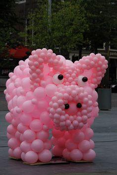 Balloon piggy. ❣Julianne McPeters❣ no pin limits