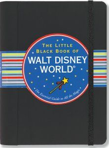 Reviewed By Mom: Peter Pauper Press: The Little Black Book of Disney World...R!
