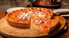 Walliser Aprikosenkuchen :-) Swiss Recipes, Organic Matter, Wallis, Tarts, Baking Recipes, Switzerland, Sweet Treats, Pie, Sweets