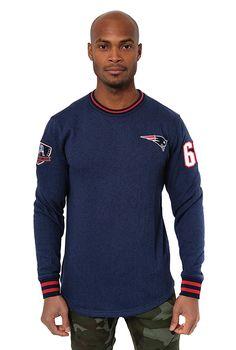 963d62ebc5b97 Amazon.com   NFL Men s New England Patriots Fleece Sweatshirt Long Sleeve  Pullover Rib Stripe