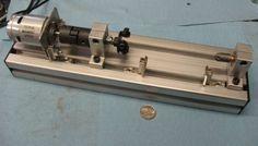 How-To: Mini Metal Lathe