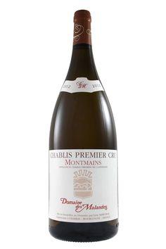 Chablis Premier Cru Domaine de Malandes Magnum 2012 Domaine Des Malandes from Fraziers Wine Merchants