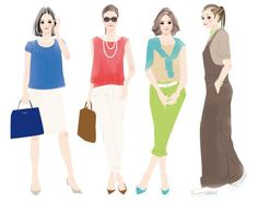 Takako Work  #illust #illustration #fashionillustration #Takako