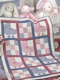Free Baby Quilt Patt