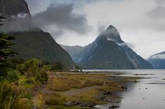 Mitre Peak... by Polimo, via Flickr